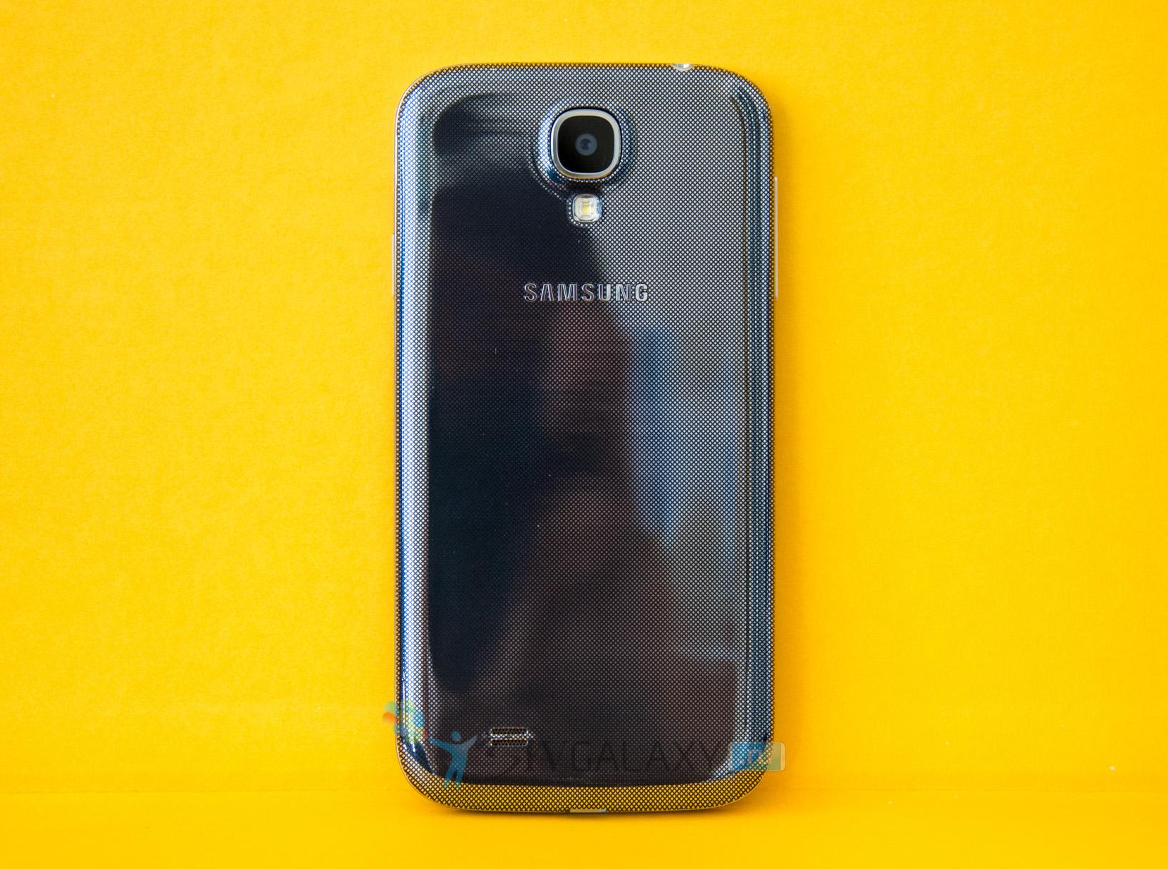 Задняя панель Samsung Galaxy S4