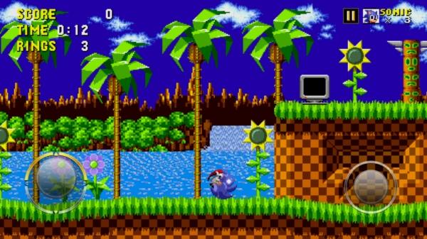 Sonic The Hedgehog для Samsung Galaxy S4