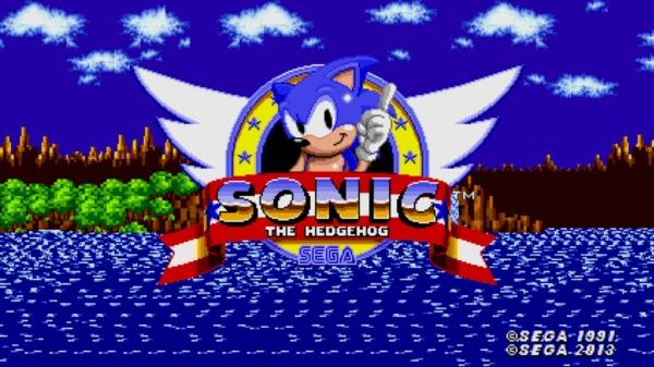 Игра Sonic The Hedgehog на Samsung Galaxy S4