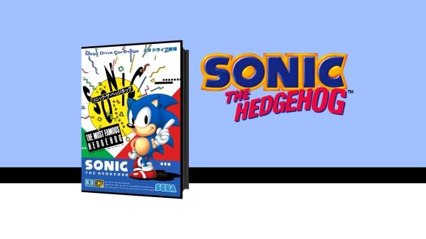 Игра Sonic The Hedgehog на Samsung Galaxy S4 - заставка