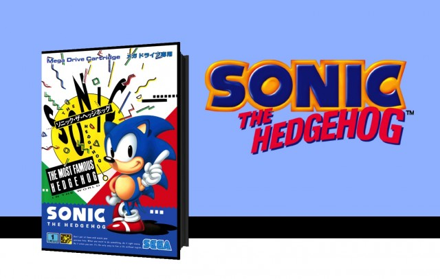 Sonic The Hedgehog - порт игры от Sega на Galaxy S4