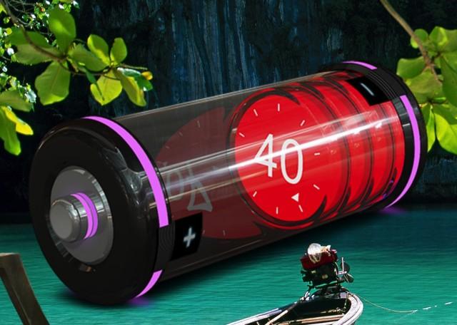 3D Design Battery Widget - HD виджет батареи