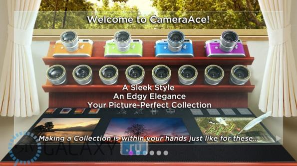 Camera Ace для Samsung Galaxy