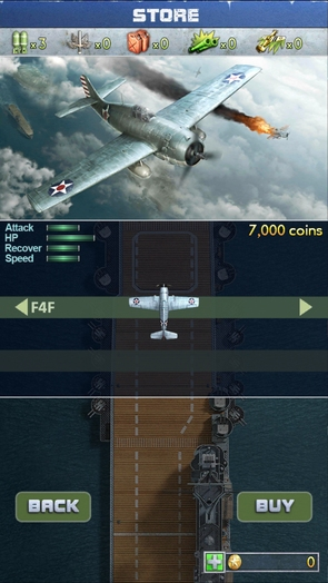 iFighter 2: The Pacific 1942 - скролл-шутер для Galaxy S4