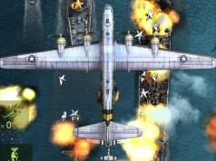 iFighter 2: The Pacific 1942 - свой бомбардировщик