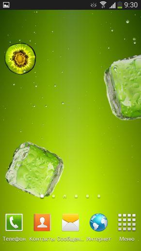 Анимированные обои для Galaxy S4