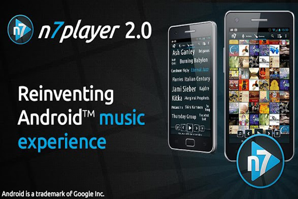 n7player – нестандартный плеер для Android