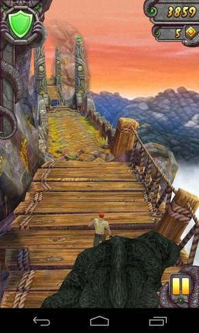 Temple Run 2 - раннер на Самсунг Галакси С4