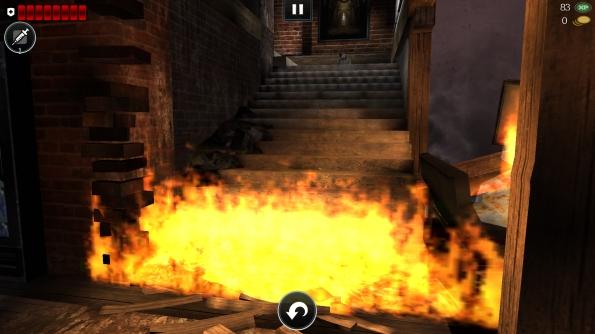Игра World War Z для Samsung Galaxy S4 - тушим пожарище