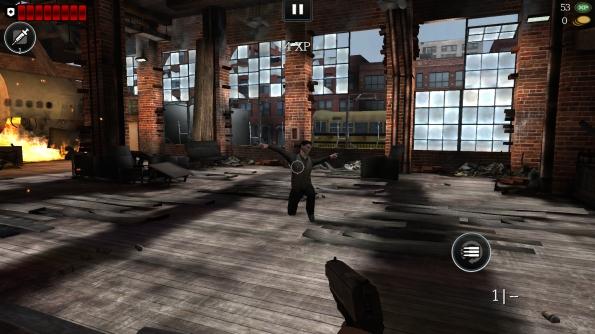 Игра World War Z для Samsung Galaxy S4 - атака зомби