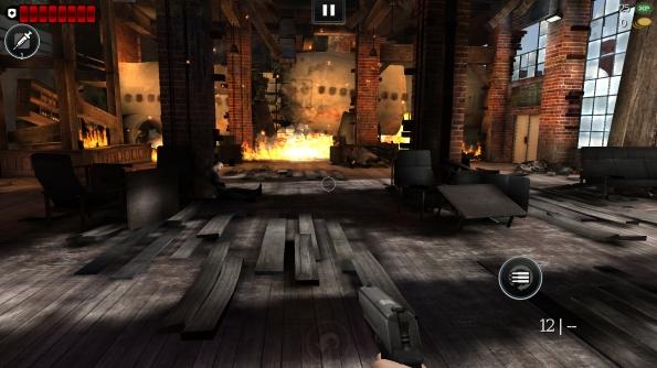 Игра World War Z для Samsung Galaxy S4 - зомбичи ползут