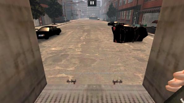 Игра World War Z для Samsung Galaxy S4 - в грузовике