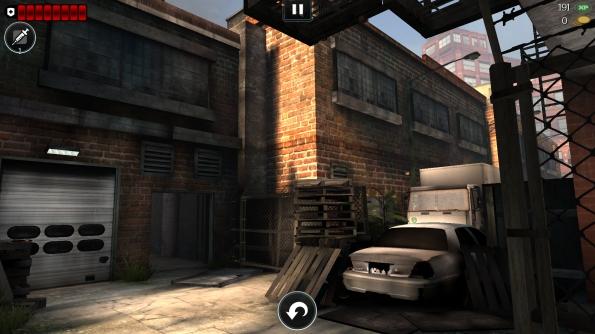 Игра World War Z для Samsung Galaxy S4 - на улице