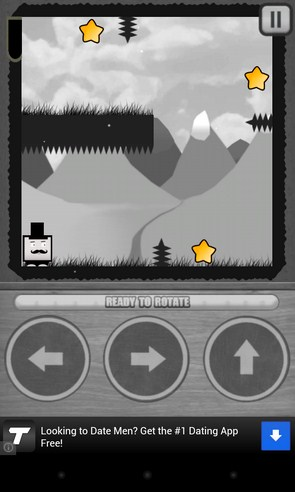 Charlie Hop - игра-головоломка на Galaxy SIV