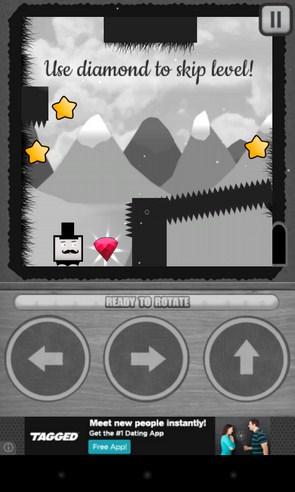 Charlie Hop - головоломка на Android