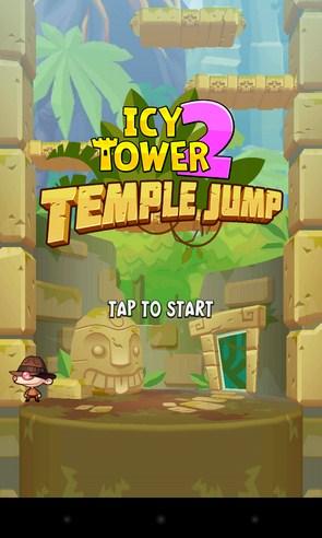 Icy Tower 2 Temple Jump - джампер на Samsung Galaxy S4