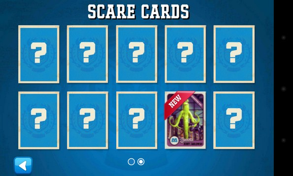 Monsters University - игра на смартфон Samsung Galaxy S4