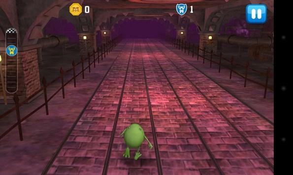 Monsters University аркада на смартфон Galaxy S4