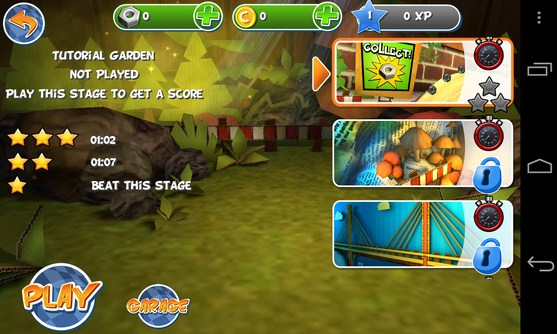 Pocket Trucks - игра на смартфоны Android