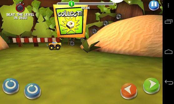 Pocket Trucks - игра на смартфоны андроид