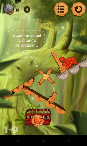 Puzzle Nuts HD - головоломка для смартфонов Galaxy SIV
