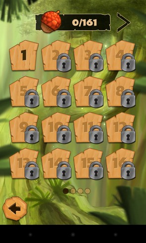 Puzzle Nuts HD - игра для смартфонов Android