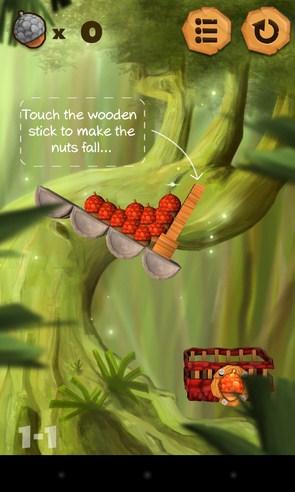 Puzzle Nuts HD - головоломка для смартфонов Samsung Galaxy S4