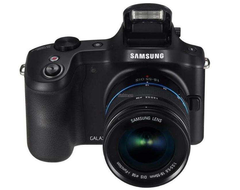 Камера Samsung Galaxy NX на Android 4.2.2