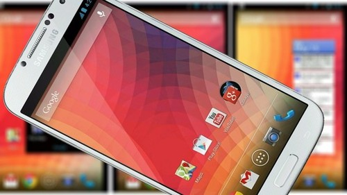 Samsung Galaxy S4 Google Edition доступен для предзаказа
