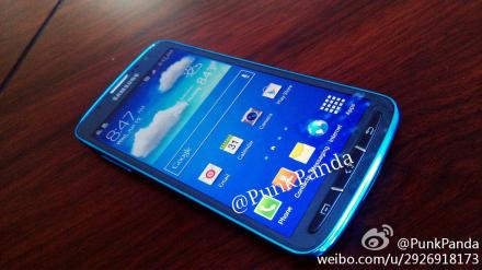 Samsung Galaxy S4 Active Blue Arctic