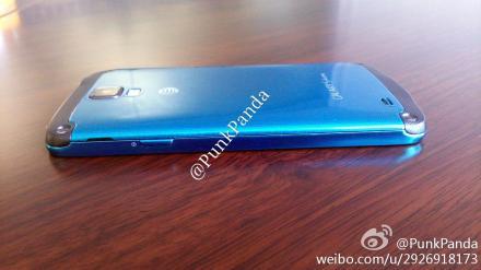 Samsung Galaxy S4 Active Blue Arctic - задняя крышка