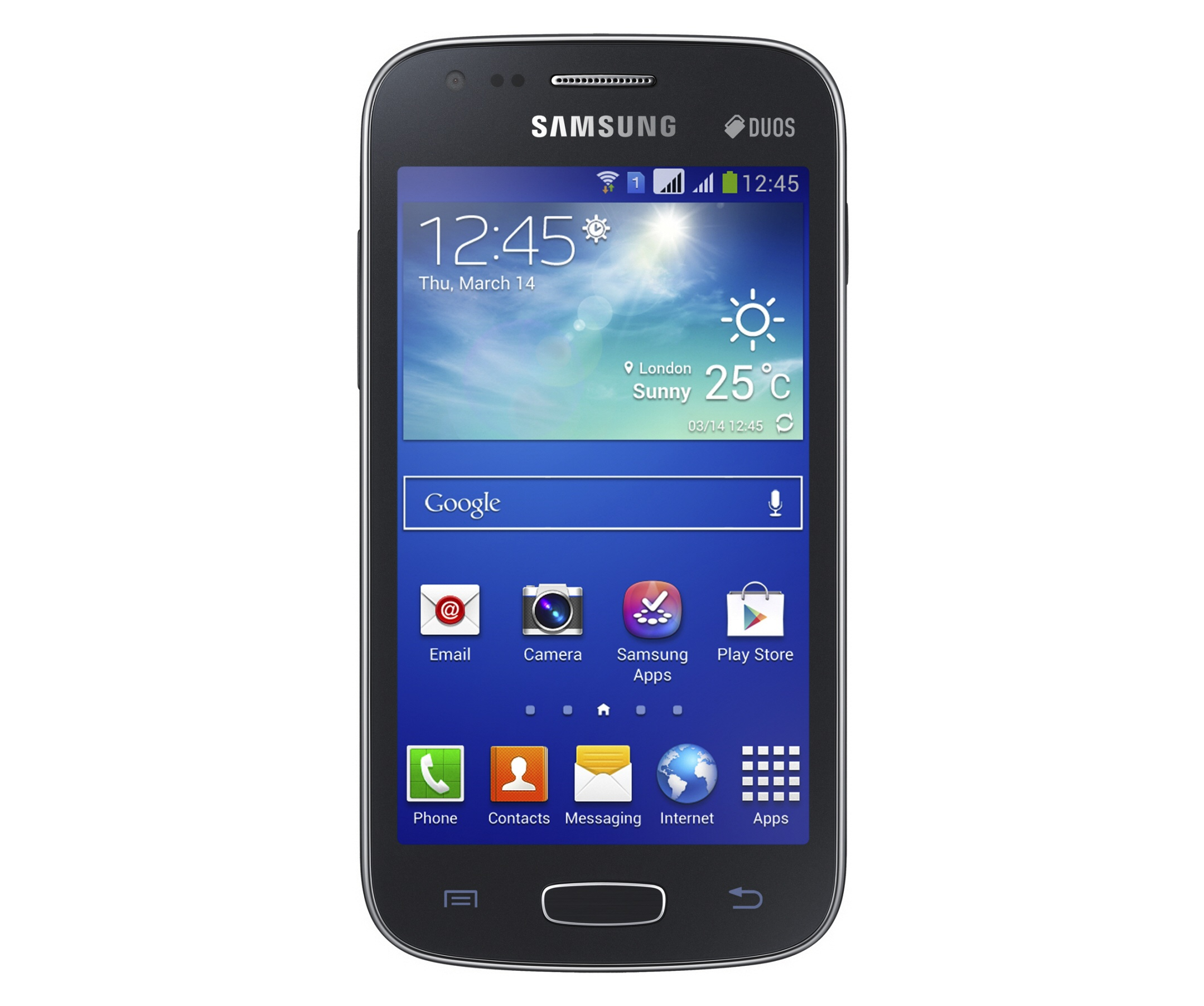 Samsung Galaxy Ace 3 S7272 - Duos