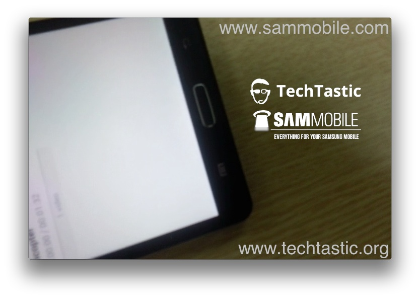 Прототип Samsung Galaxy Note 3 - фото