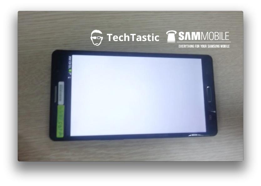 Прототип Samsung Galaxy Note 3