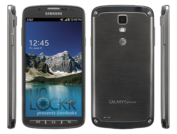 Samsung Galaxy S4 Active для оператора AT&T