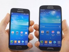 Samsung Galaxy S4 Mini внешний вид