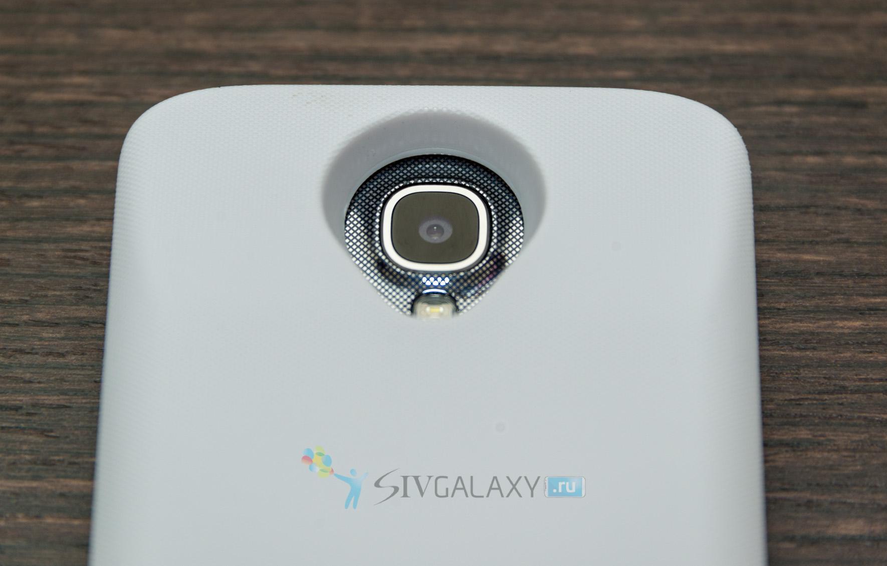 Кейс с аккумулятором на Galaxy S4
