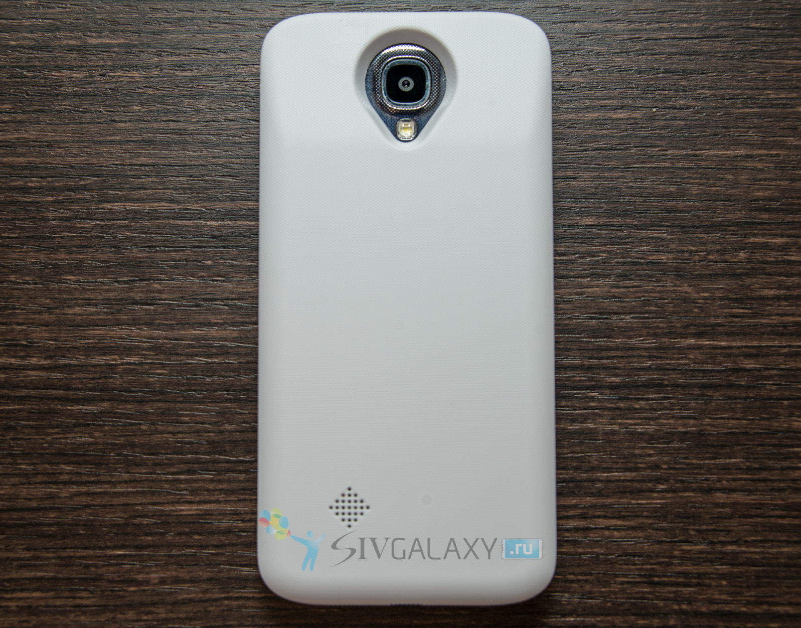 Кейс с аккумулятором для Samsung Galaxy S4 - задняя крышка