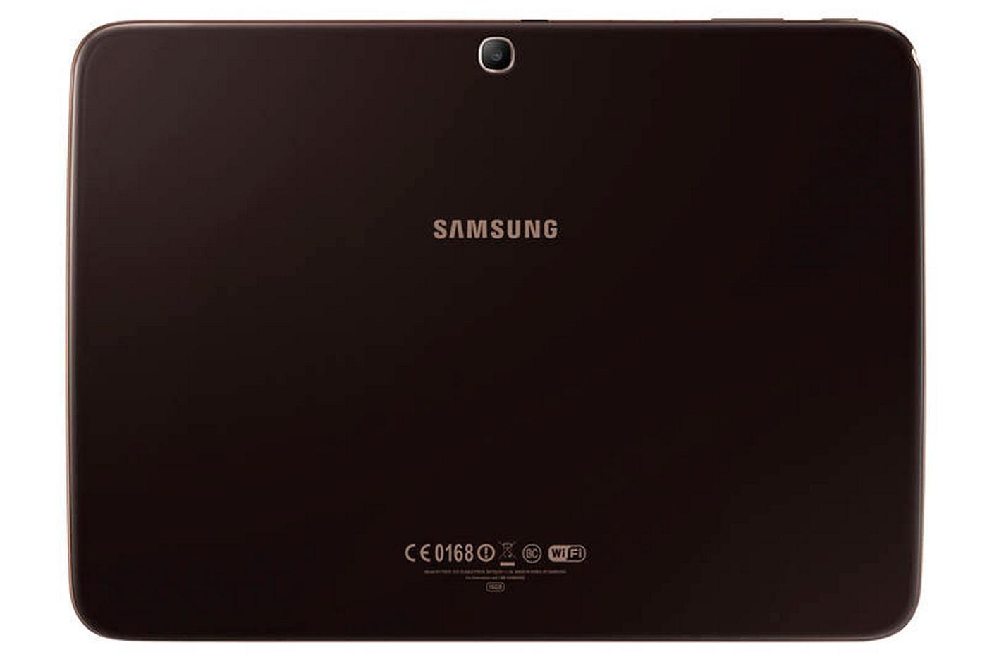 Samsung Galaxy Tab 3 10.1 - задняя крышка