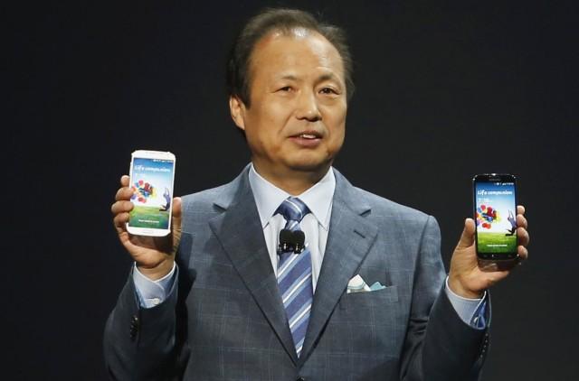 Samsung Galaxy S4 с LTE-Advanced уже скоро!