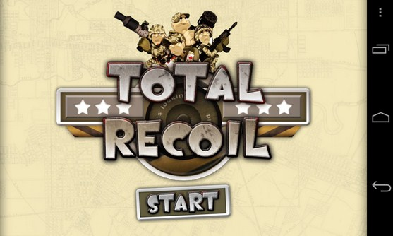 Total Recoil - аркада на Android