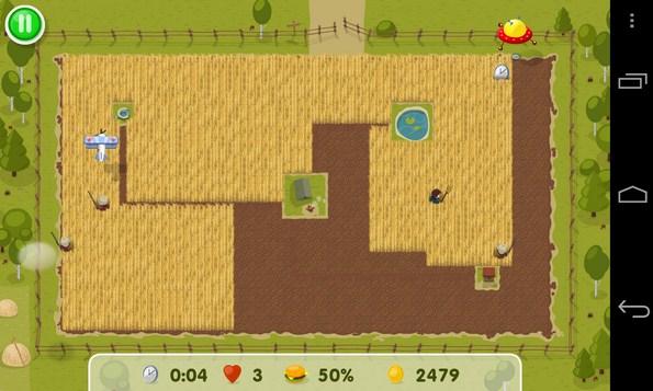 Yummy Little Planet  - игра-аркада на смартфоны Андроид