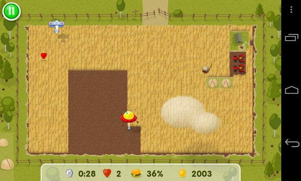 Yummy Little Planet  - игра на смартфон Galaxy S4