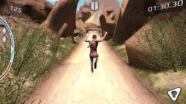Игра After Earth - раннер по фильму для Galaxy S4