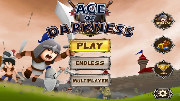 Age of Darkness - стратегический дефенс