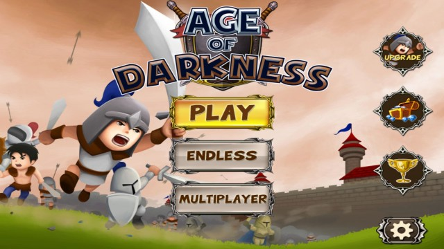 Age of Darkness - стратегический дефенс