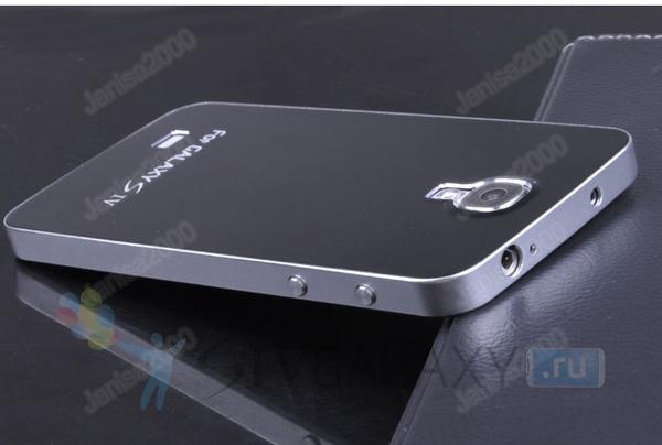 Чехол из алюминия для Samsung Galaxy S4