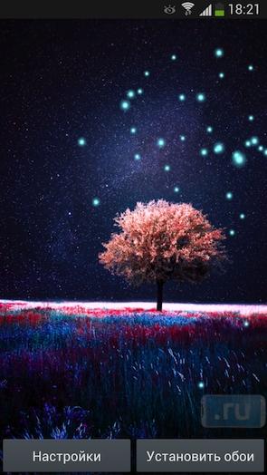 Awesome Land - ночь