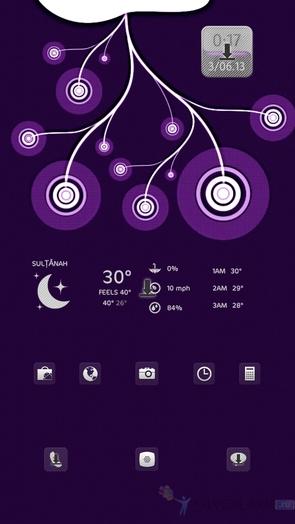 Buzz Launcher - новый лаунчер на Galaxy S4