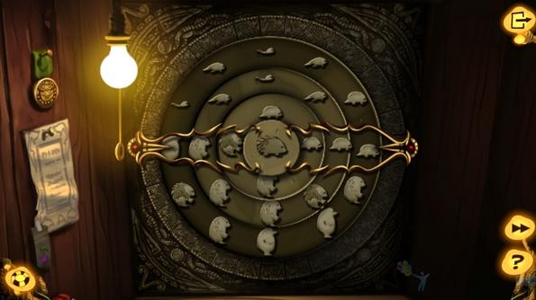 Игра City of Secrets 2 Episode 1 - первая загадка